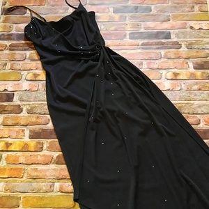 Vintage 90's Betsey Johnson PROM Sparkle Dress   S